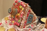 Eleri's gingerbread dreidel